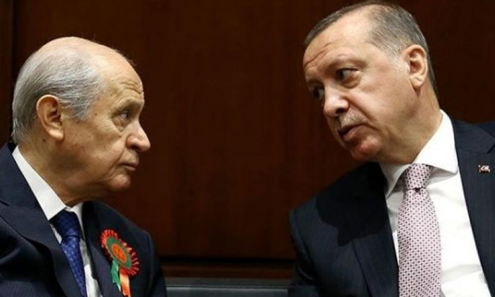 Cumhur ittifakının eli kolu bağlandı… Erken seçime gidemiyorlar! İşte partilerin oy oranları