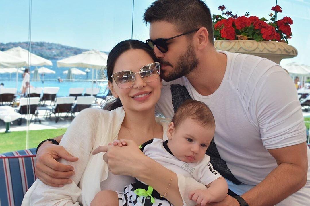 Tolgahan Sayışman ve Almeda Abazi'nin 5 aylık bebekleri ameliyata alındı!