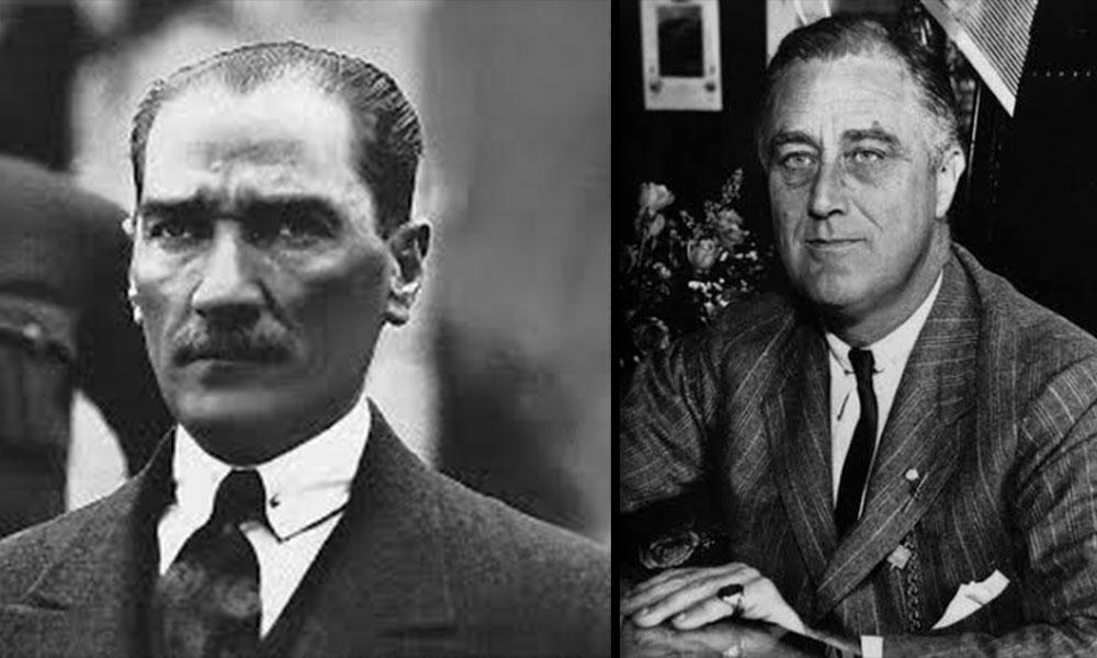 Trump'ın mektubu sonrası ABD Başkanı Roosevelt'in Atatürk'e mektubu tekrar gündemde! İşte o mektup