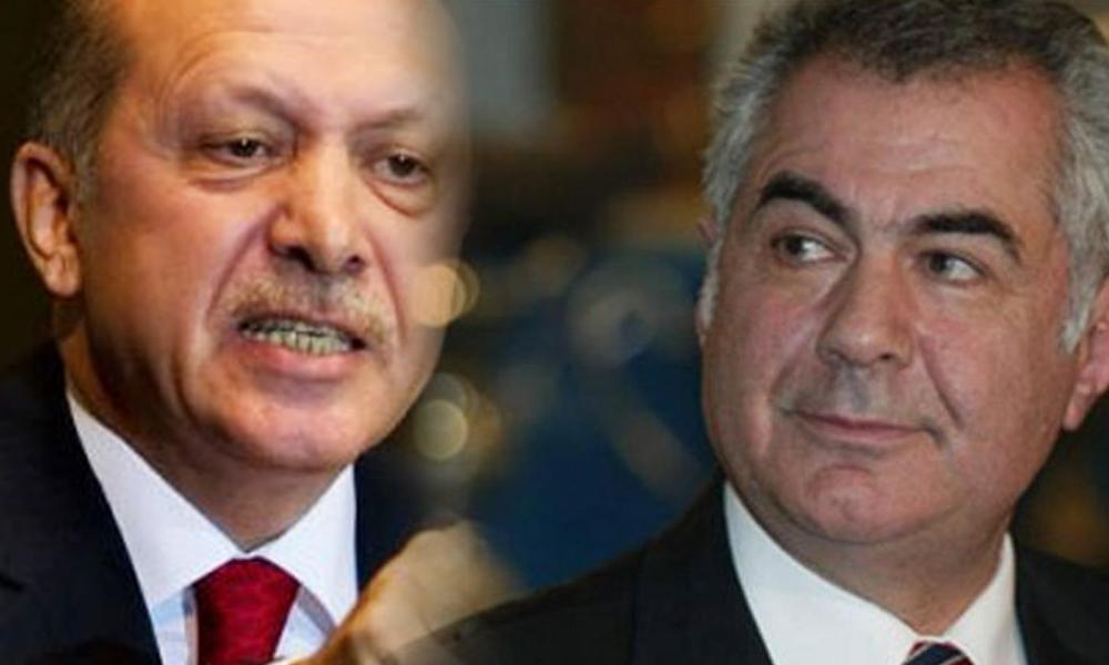 Erdoğan'dan emekli amiral Atilla Kıyat'a suç duyurusu