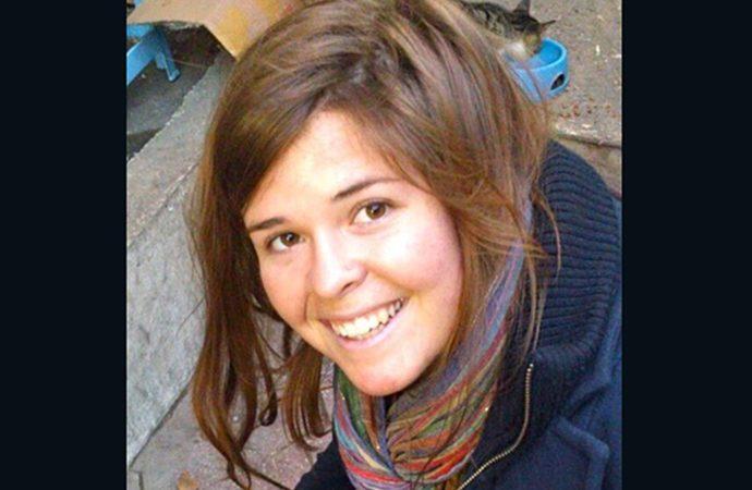 Bağdadi operasyonuna 'Kayla Mueller' adı verildi