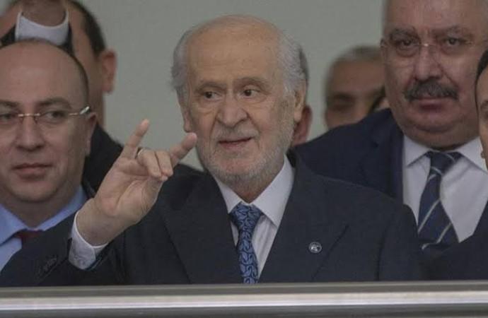 Devlet Bahçeli'den Kemal Kılıçdaroğlu'na çirkin sözler!