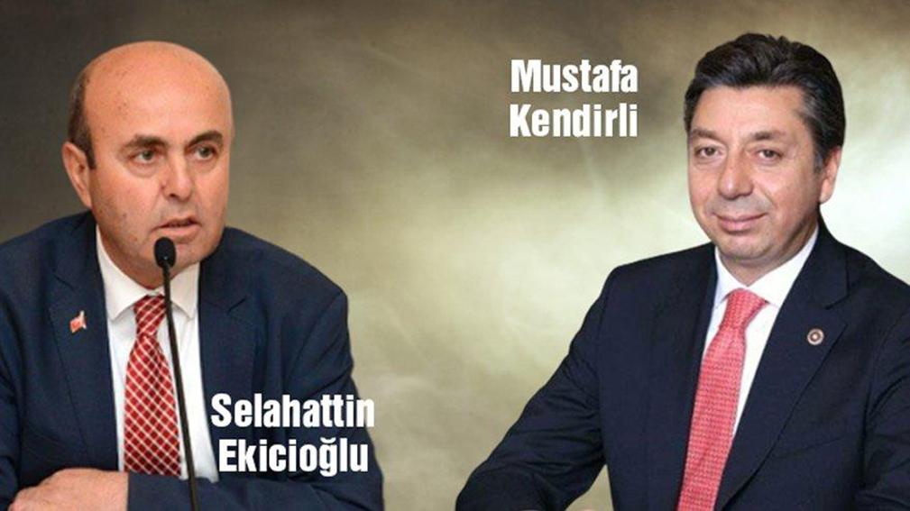 CHP'li başkan AKP'li vekilin kaçak ofisini yıktırdı