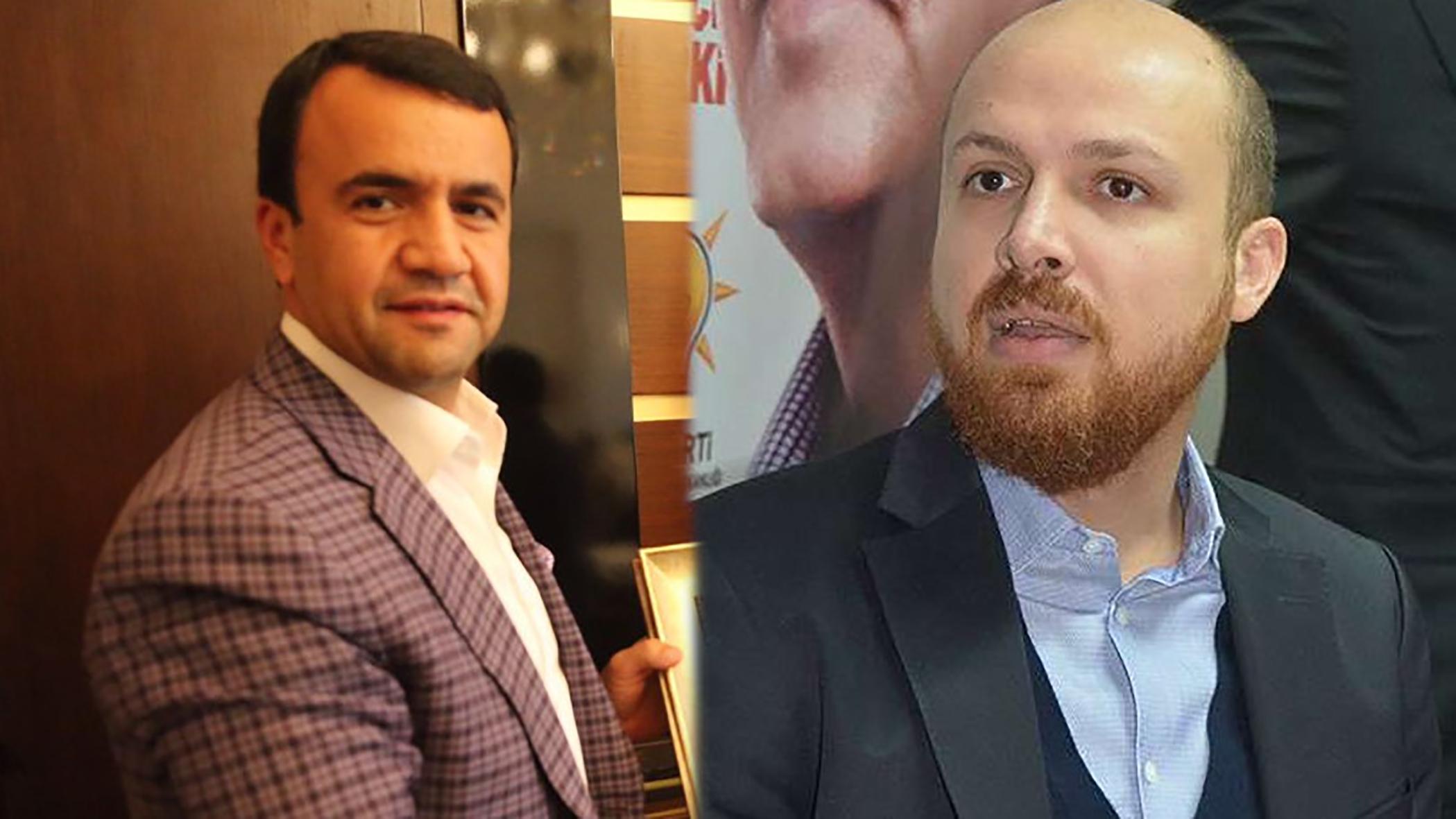 7 buçuk milyon TL'lik ihale de Bilal'in imam hatipten arkadaşına