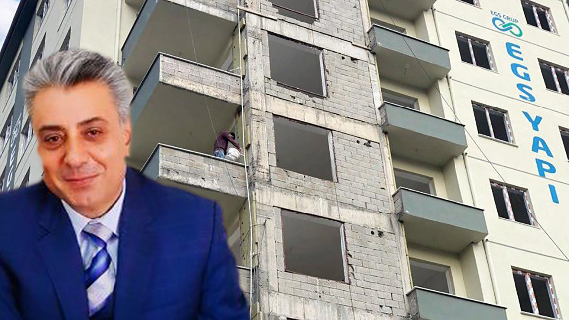 AKP'li meclis üyesinden sahte tapu skandalı: Başkasına ait araziye 10 katlı apartman dikti