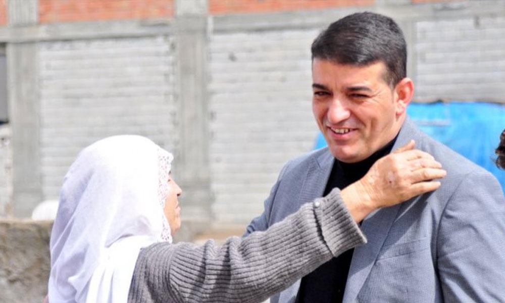 Bismil Belediye Başkanı Orhan Ayaz serbest