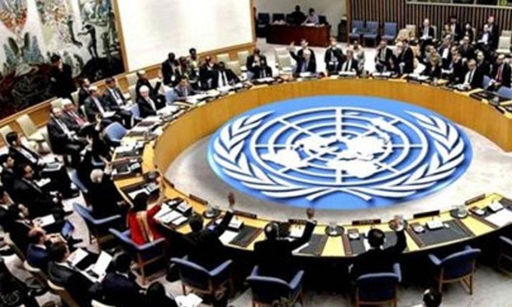BMGK'da 'Barış Pınarı Harekatı' oylaması … ABD ve Rusya veto etti
