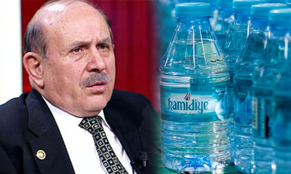 Burhan Kuzu'nun 'Hamidiye Su sağlıksız' açıklamasına CHP'den yanıt