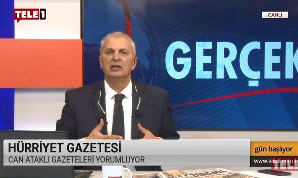 Can Ataklı: Erdoğan benim yıllardır söylediğim lafa geldi…