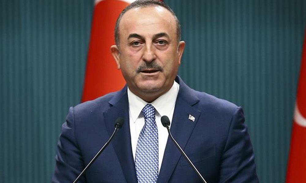 Dışişleri Bakanı Çavuşoğlu, Suudi Arabistan'a gidiyor