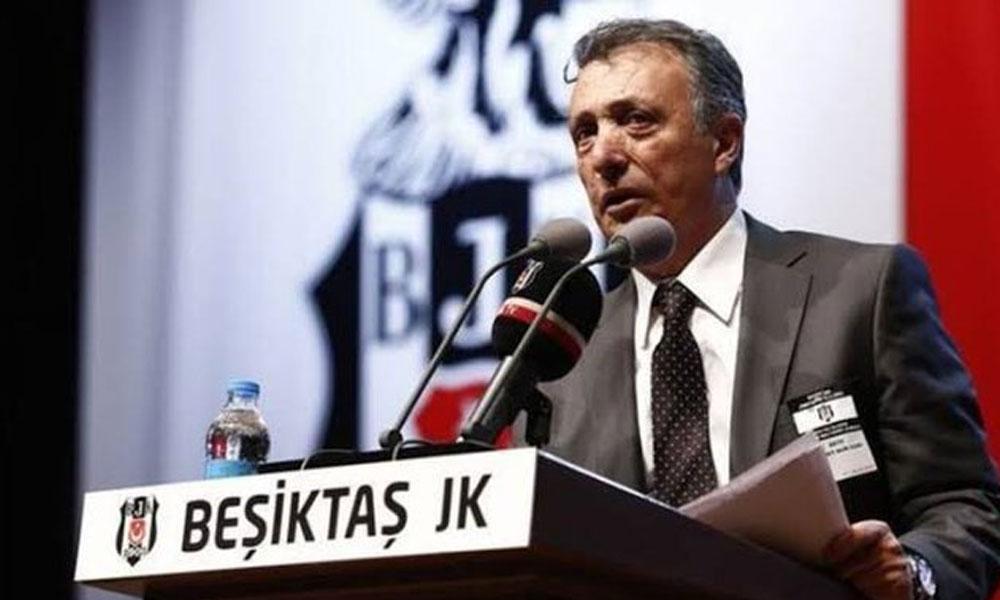 Beşiktaş Başkanı Ahmet Nur Çebi: İndirim yapmazlarsa gitsinler