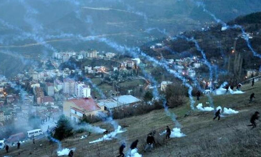 Cerattepe'de madene karşı eylem yapanlara 3 yıl sonra hapis cezası