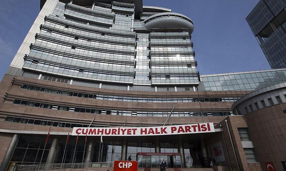 CHP'de genel başkanlığa yeni aday!