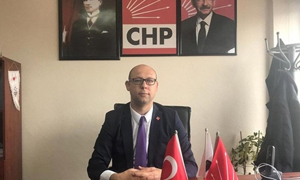 CHP'li ilçe başkanına saldırı!