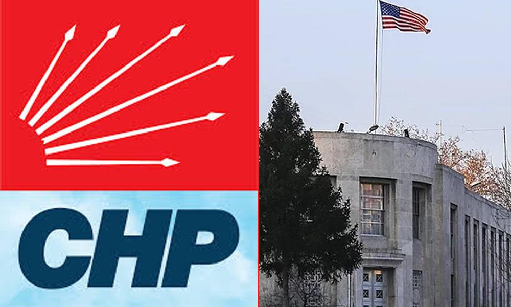 CHP'den ABD Büyükelçiliği'ne 'Bahçeli' tepkisi: Büyük saygısızlık, hadsizlik!