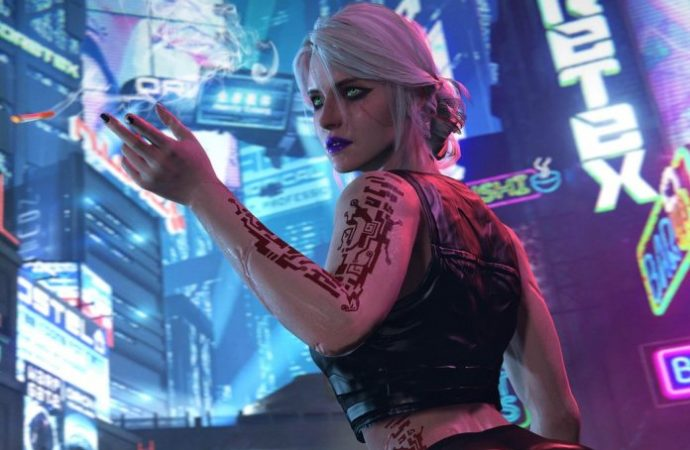 Cyberpunk 2077 için yeni bir görsel paylaşıldı