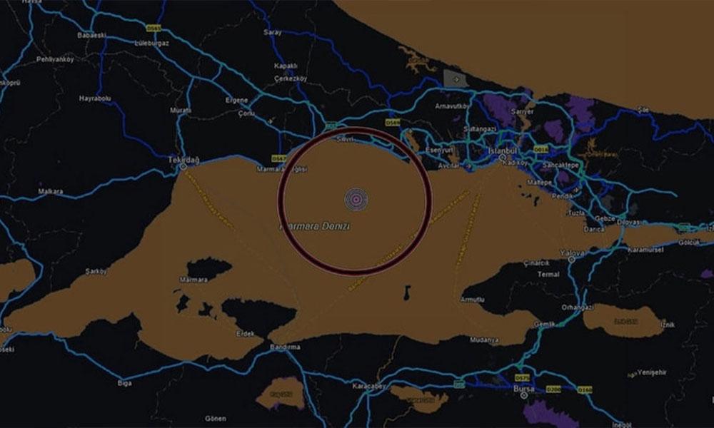İstanbul için korkutan deprem uyarısı bu sefer Fransa'dan! Yarın da olabilir…