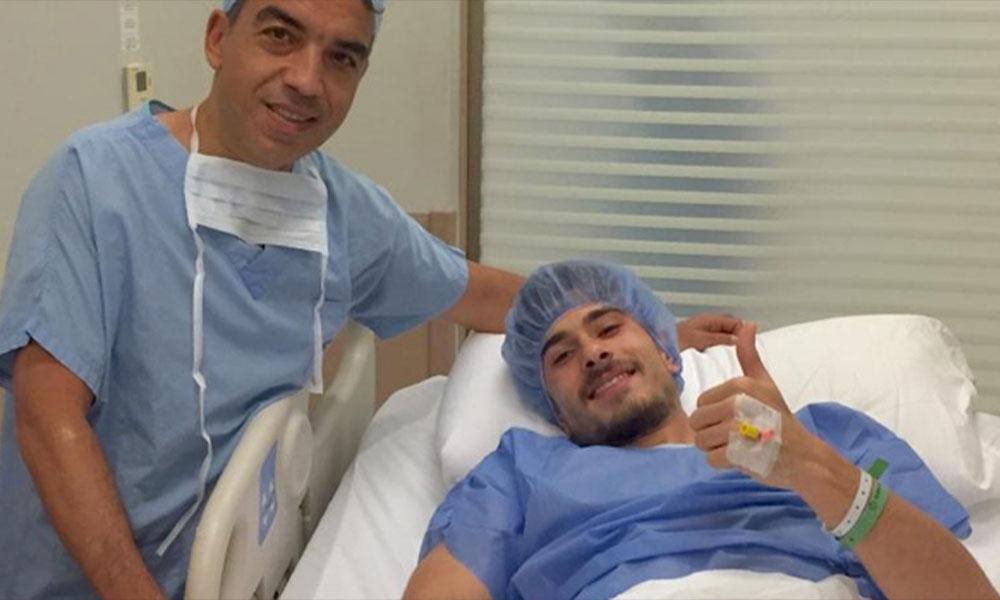 Dorukhan Toköz ameliyat edildi