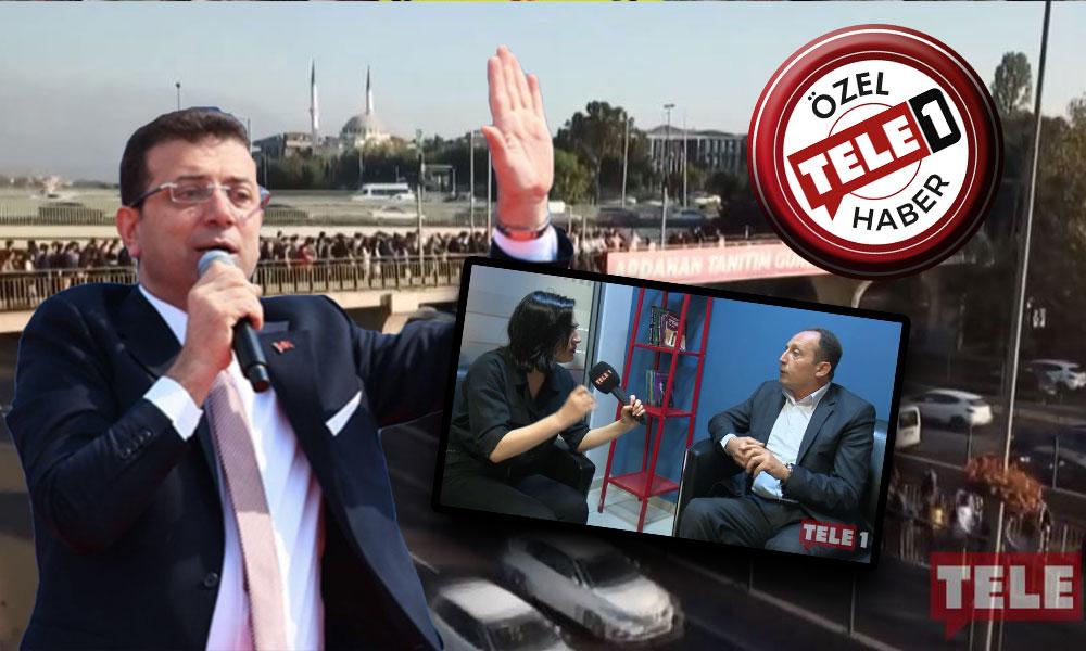 """Çalışanlar TELE1'e konuştu! """"İBB'de İmamoğlu yönetimine karşı 'sabotaj' girişimi"""""""