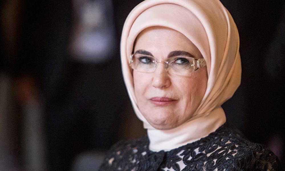 İsmailağa Cemaati, Emine Erdoğan'ı hedef aldı