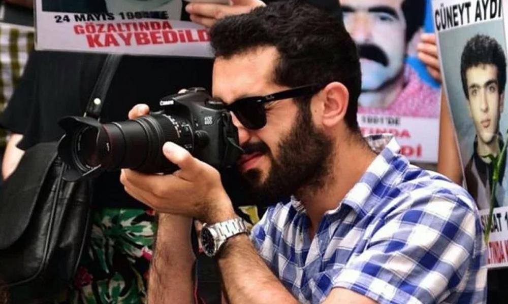 Gazeteci Emre Orman tahliye edildi