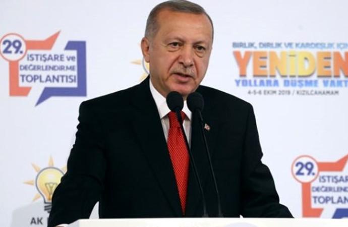 Erdoğan 50+1 tartışmalarına son noktayı koydu!