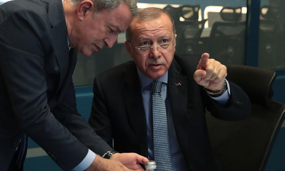Dış basında harekat yorumları: Erdoğan'ın en büyük kumarı olabilir