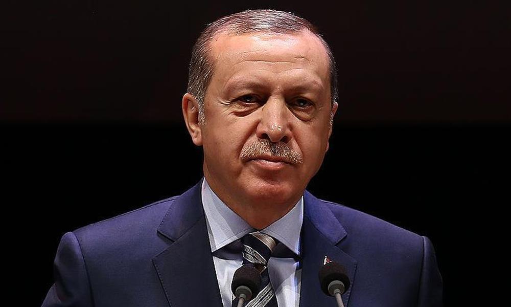 Erdoğan'dan Trump'a teşekkür yanıtı: Terörü yendiğimizde daha fazla hayat kurtulacak