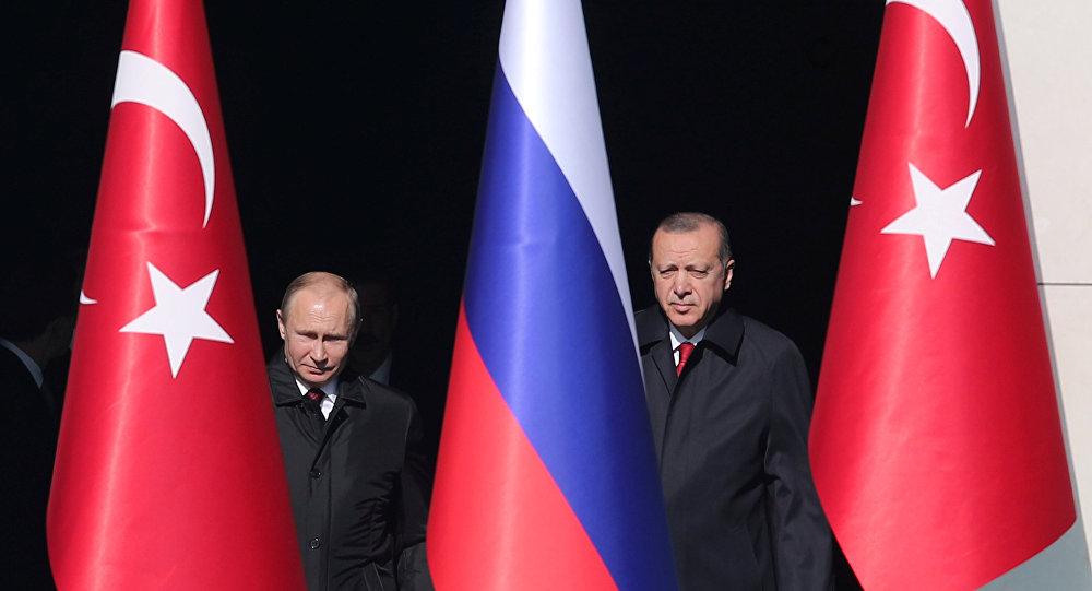 Rusya ile imzalanan mutabakata ABD'den ilk tepki