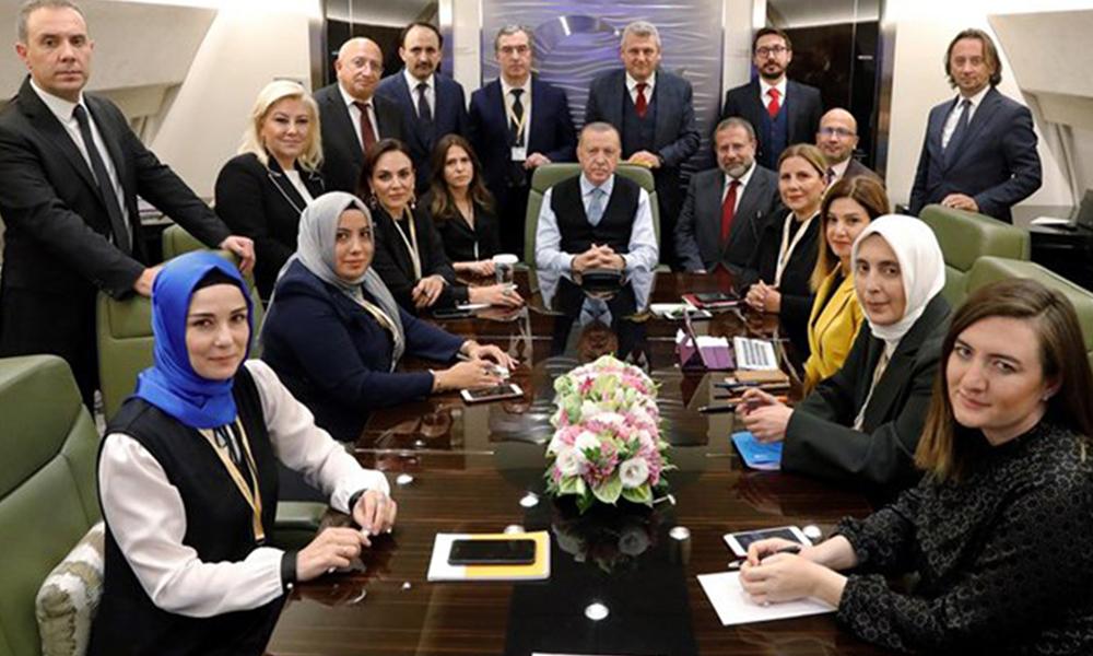 Erdoğan: 350 bin Kobanili ülkemizdeyse birinci müsebbibi Obama