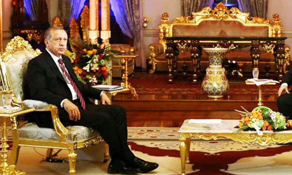 AKP'li cumhurbaşkanı Erdoğan'ın maaşına zam oranı belli oldu: Asgari ücretin 40 katı!