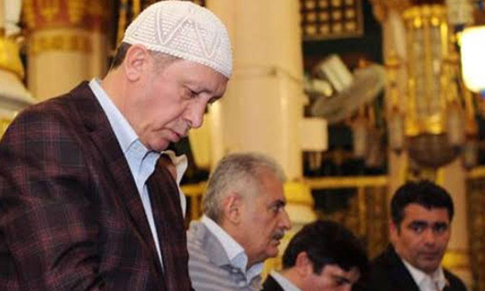 AKP'li vekil Erdoğan'ı peygamberlerle kıyasladı