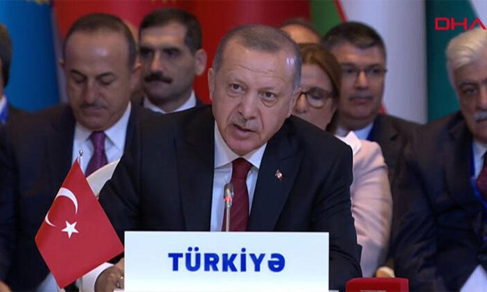 Erdoğan'dan dikkat çeken Menbiç açıklaması