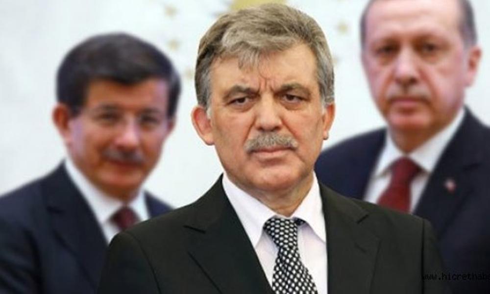 Ankara kulislerinde bu bilgi konuşuluyor: Gül devreye girdi! AKP'li iki eski bakana yeni parti markajı