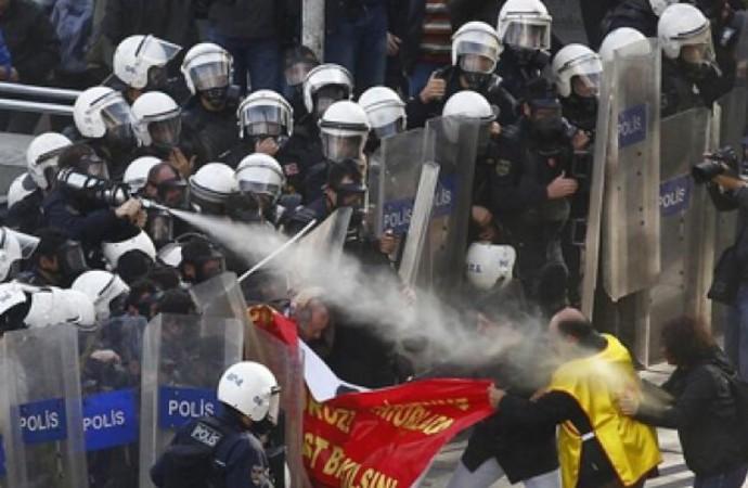 Ankara'da polis şiddeti ve hak ihlalleri raporu: Kaçırılma, kayıp, fiziksel şiddet…