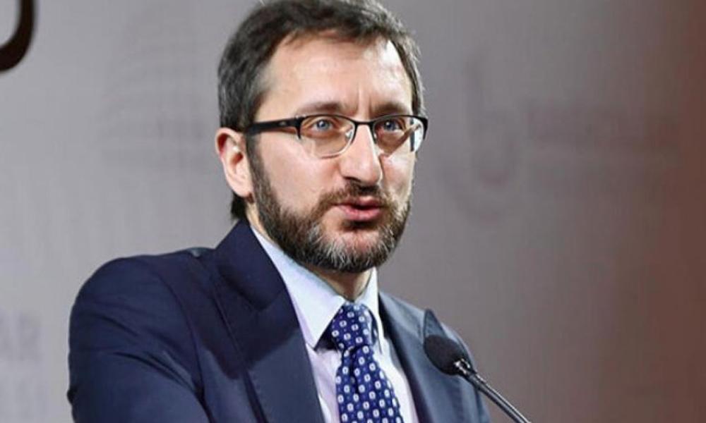 İletişim Başkanı Fahrettin Altun: ABD ile yeni bir sayfa açmaya hazırız