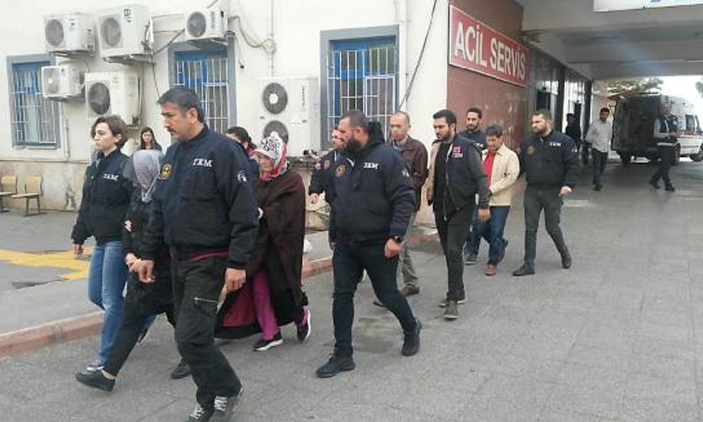 FETÖ/PDY'nin Türkiye imamının kızı yakalandı