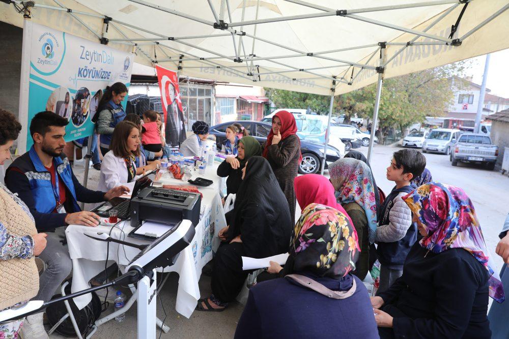 Mudanya Belediyesi'nden ücretsiz sağlık taraması