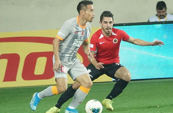 Galatasaray galibiyete hasret kaldı! Arslan Gençlerbirliği deplasmanında da kayıp