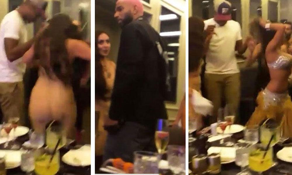 Kötü giden Galatasaray'da olay görüntüler! Donk, Babel ve Lemina…