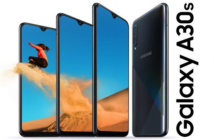 Galaxy A30s Türkiye'de resmi olarak satışa sunuldu