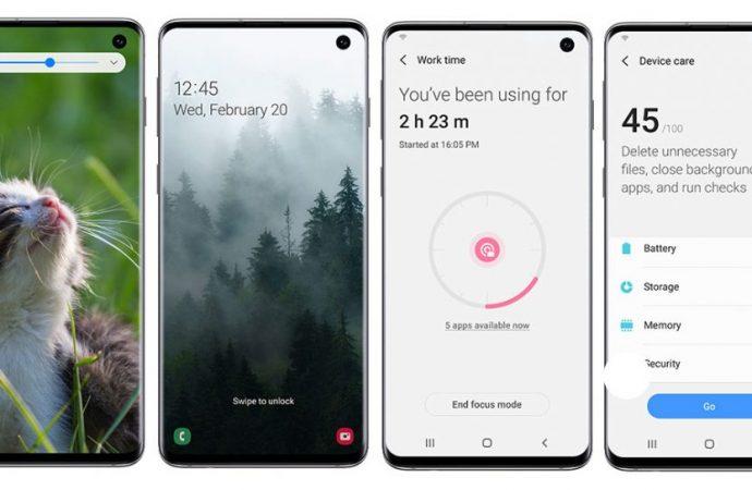 Galaxy S10 için Android 10 Beta testlerinin bugün başladı