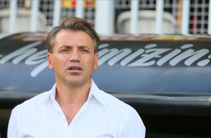 Göztepe Teknik Direktörü Tuna: 'Kader maçımız Başakşehir!'