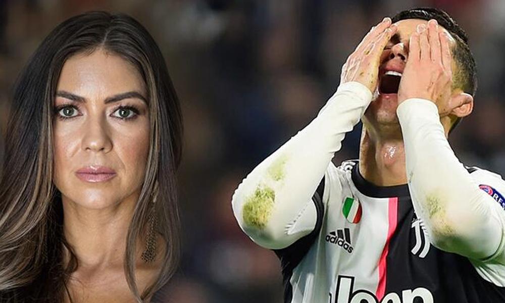 Ronaldo'nun başı belada! DNA'sı eşleşti…