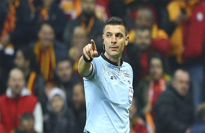 Ümit Öztürk'e UEFA'dan görev