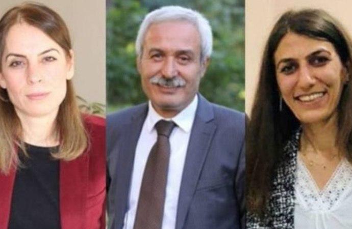 HDP'nin tutuklu başkanları Kayseri'ye sevk edildi