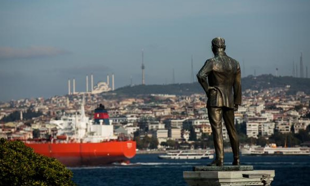 Atatürk'ün ilk heykeliydi… İşte içler acısı son hali!