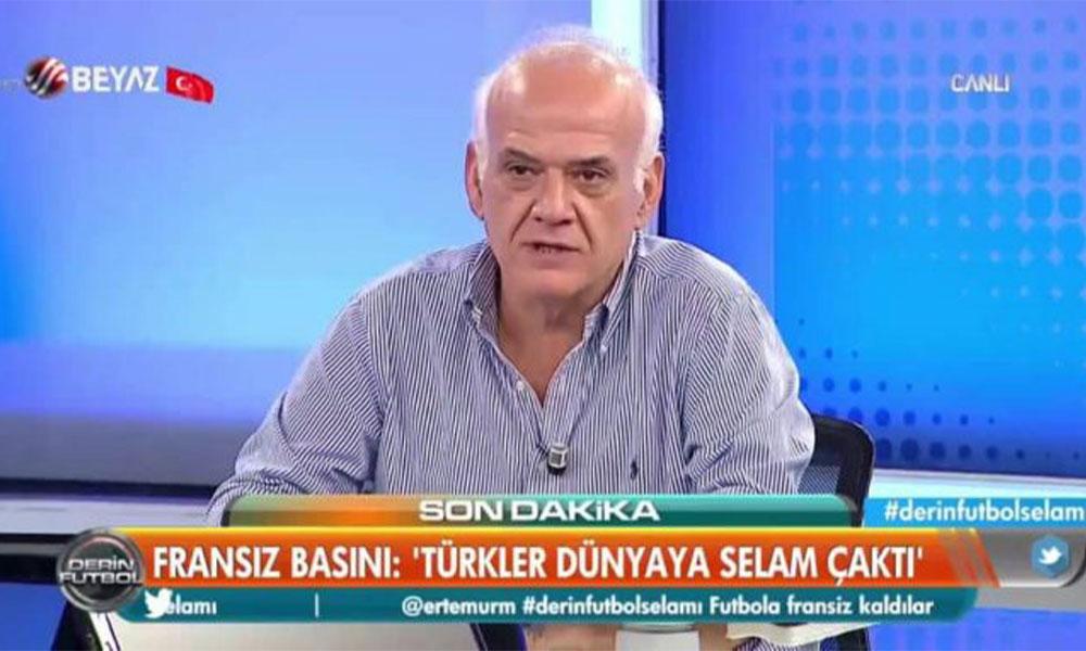 'Bu gol o beyefendiye girsin' diyen Ahmet Çakar'a Kıbrıs'a girişi yasaklansın çağrısı!