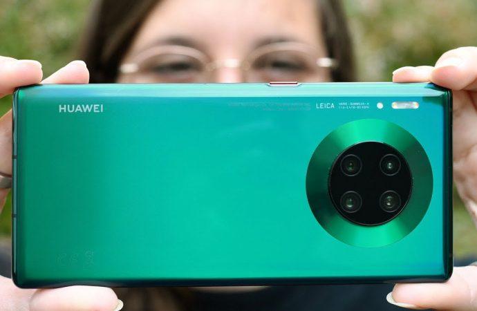 Huawei Mate 30 satış rakamı şaşırttı