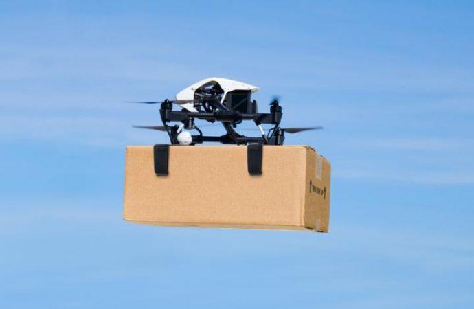 İlaçlar UPS Drone ağı ile teslim edilecek